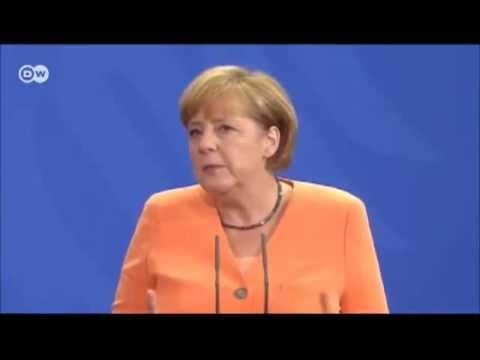 Frau Merkel entdeckt das Internet! Historische Rede - #Neuland