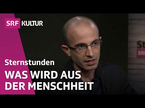 Yuval Harari erzählt die Geschichte von morgen   Sternstunde Philosophie   SRF Kultur