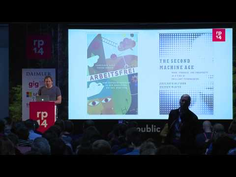 re:publica 2014 - Lorenz Matzat: Roboterjournalismus: Wenn Algorithmen Nachrichten machen