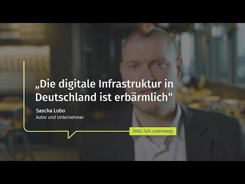"""Mehr Mut für Neues: """"Die digitale Infrastruktur in Deutschland ist erbärmlich"""""""