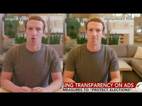 Deepfake-Video: Zuckerberg erklärt sich zum Weltherrscher