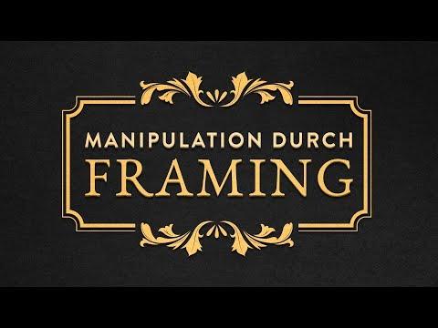 Framing - Die Manipulation durch Sprache