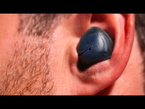 Testing earbuds that translate in real-time