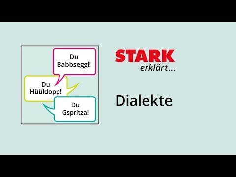 Dialekte im Deutschen | STARK erklärt