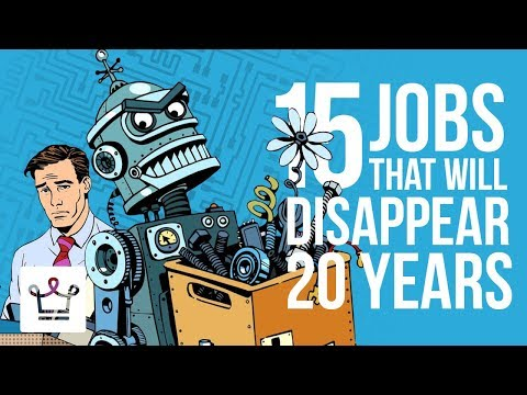 15 Jobs That Will Disappear In The Next 20 Years Due To AI