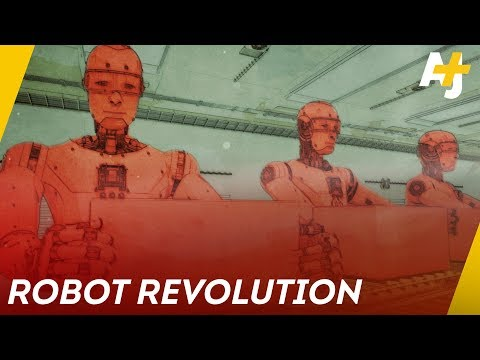 Robots And AI: The Future Is Automated And Every Job Is At Risk [Automation, Pt. 1] | AJ+ Docs