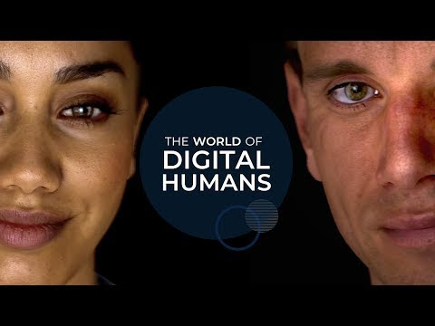 Welcome to the World of Digital Humans