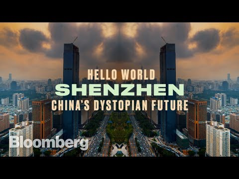 Inside China's High-Tech Dystopia