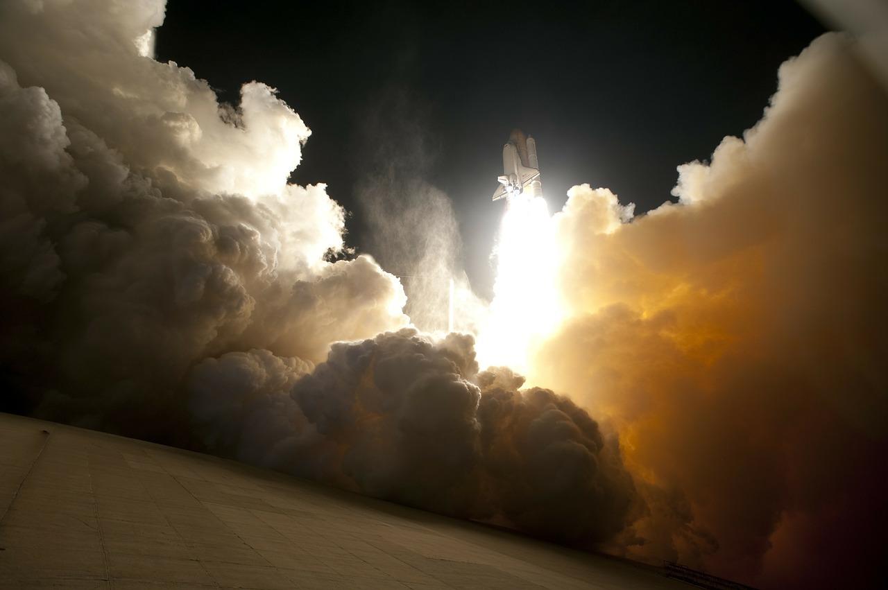 Ereignishorizont Digitalisierung - Rakete