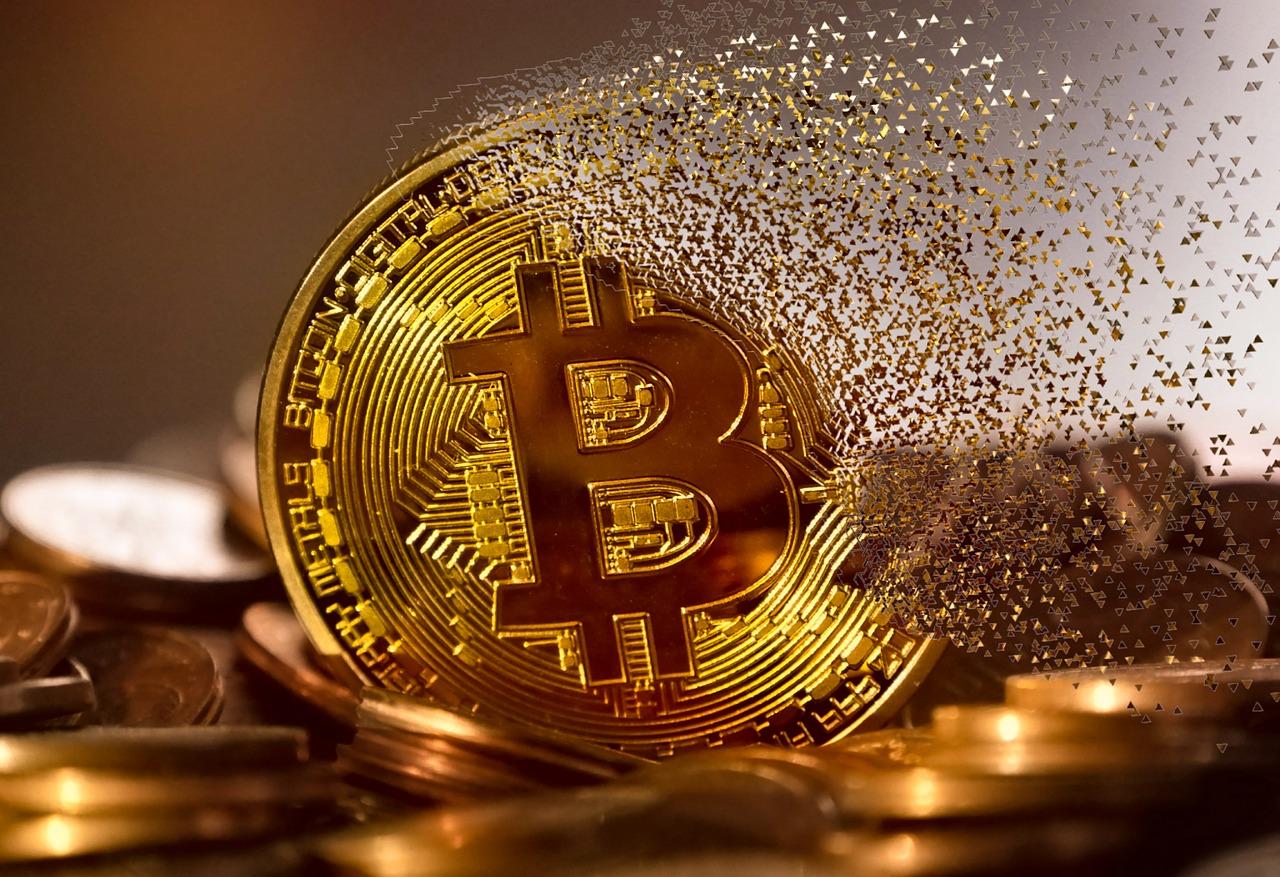 Ereignishorizont Digitalisierung - Blockchain