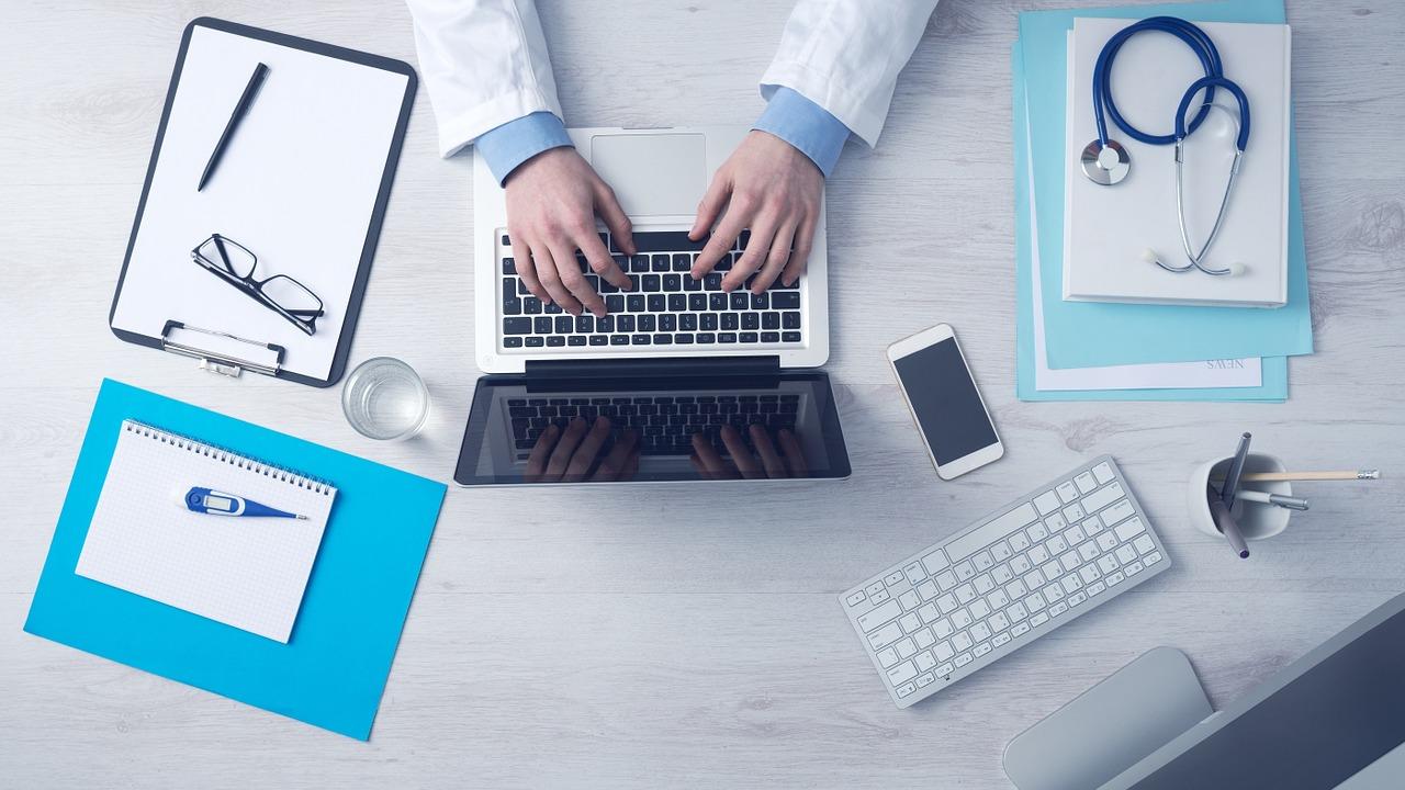 Ereignishorizont Digitalisierung - Medizin