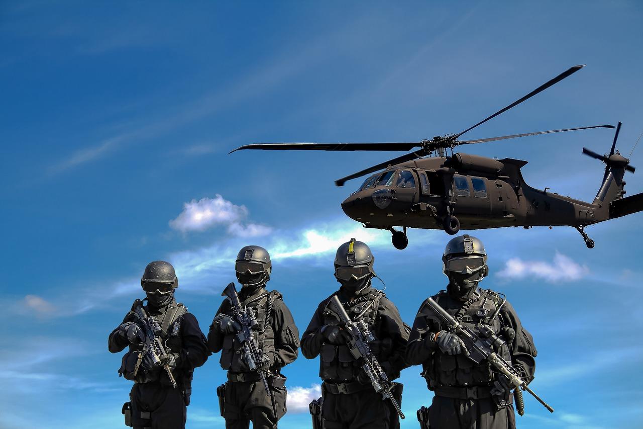 Ereignishorizont Digitalisierung - Krieg