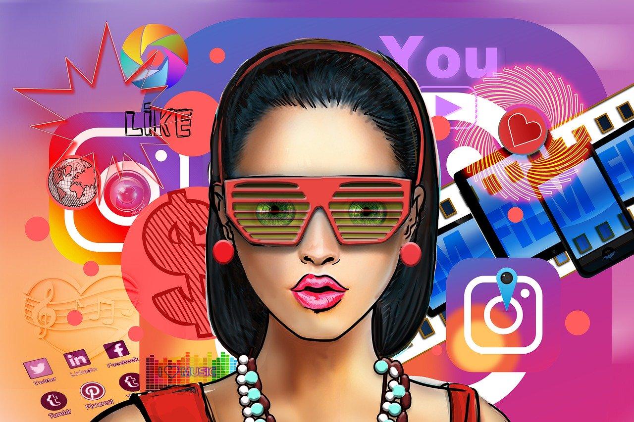 Ereignishorizont Digitalisierung - Influencer